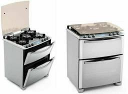 Assistência técnica especializada em fogões