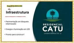Título do anúncio: Loteamento Residencial Catu ::: Faça uma visita::::