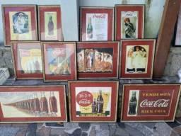 Quadros Coca-Cola