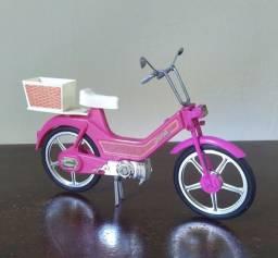 Título do anúncio: Motocicleta da Barbie