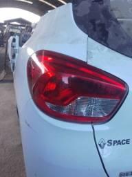 Lanterna lado motorista Renault kwid
