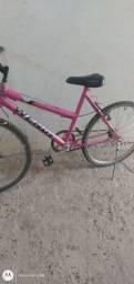 Bicicleta tamanho media