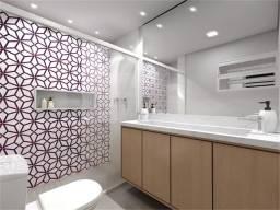 Apartamento à venda com 3 dormitórios em Pinheiros, São paulo cod:REO396735