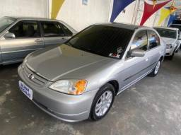 Honda Civic Lx 2002 Automatico