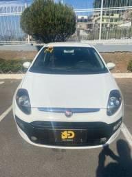 Título do anúncio: Fiat punto atracttive 1.4 com gnv entrada a partir de 1000