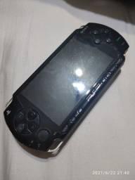 PSP  funcionando perfeitamente