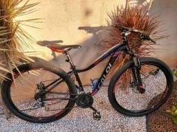 Bicicleta Caloi Évora feminina