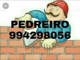 PEDREIRO E PINTOR ALVORADA