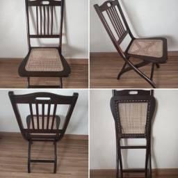 Cadeira Dobrável Palhinha