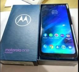Celular Moto One Fusion 64 g