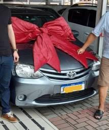 Toyota Etios Sedan 2014 Bem conservado e super econômico!