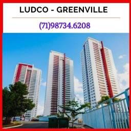 Oportunidade I Greenville Ludco I 135 m² I Andar Alto I 03 vagas