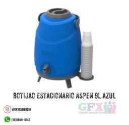 Título do anúncio: BOTIJÃO ESTACIONÁRIO ASPEN 9L AZUL