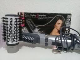 Escova alisadora e Modeladora