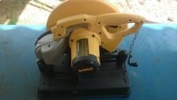 Título do anúncio: Policorte Dewalt 2200W D28720-B2 220V serra multicorte metais