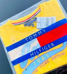 Camisas importadas Tommy Hilfiger atacado basicas