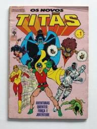 Novos Titãs n.1 (1986)     [DC   HQ Gibi Quadrinhos]