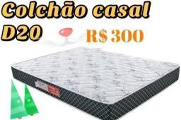COLCHÃO CASAL