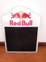 Quadro aviso Red Bull