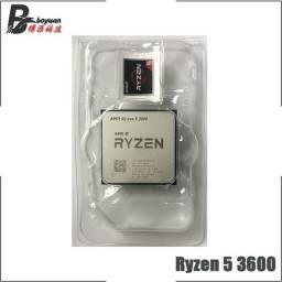 Vendo Processador Ryzen 5 3600 lacrado