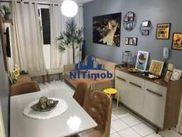 Título do anúncio: Apartamento para aluguel, 2 quartos, 1 vaga, Maria Paula - Niterói/RJ