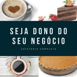 Seja dono(a) do seu negócio - Ponto Nobre em Ponta Grossa - Cafeteria