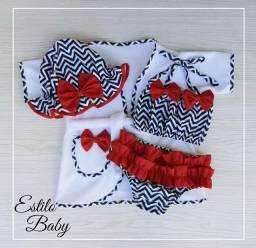 Vestindo seu bebê com qualidade e elegância