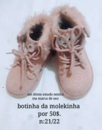 Bazar de sapatinhos infantil para menina