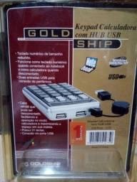 Calculadora key pad
