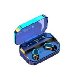 fone sem fio bluetooth com carregador portatil *promoção*