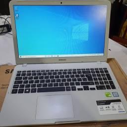 Título do anúncio: Notebook Samsung Expert X40 -