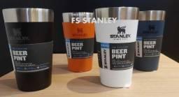 Copo Stanley (Original/Legítimo) Sem tampa - Branco, Laranja, Azul e Preto - R$ 180,00