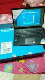 Vendo esse Notbook da marca Multilaser PC260 só 1.700