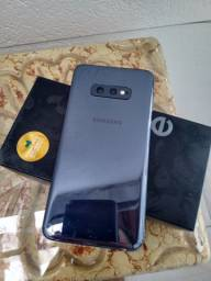 Samsung S10E semi novo