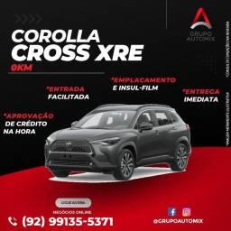Título do anúncio: corolla cross 2022