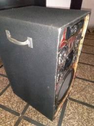 Título do anúncio: Caixa de som residencial  funcionando perfeitamente