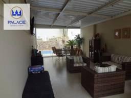 Casa com 3 dormitórios à venda, 285 m² por R$ 950.000 - Parque Santa Cecília - Piracicaba/