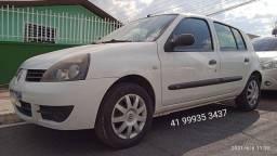Renault Clio Hi-Flex 1.0 16v 2011 Ótimo estado aceito troca maior ou - vlr