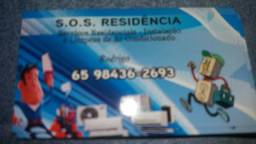 S. O.S. residencia