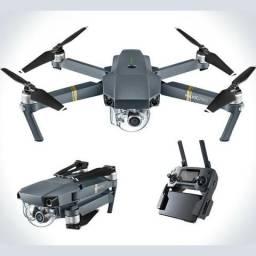 Drone Dji Mavic Pro - Imperdível - Ac Troca