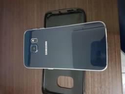 Galaxy S6 Edge 32GB sem marcas de uso!