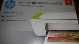 Impressora e scanner hp