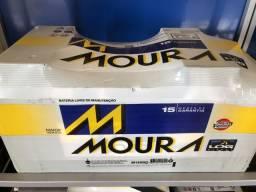 Bateria Moura M180BD 180 ah Amperes Ford Cargo Scania Mercedes Benz Volvo Iveco DAF