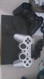 Playstation 2 completo (110 volts)