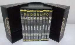 Coleção De Dvds Medgrupo 2007 + 06 Dvds De Revisão De Provas