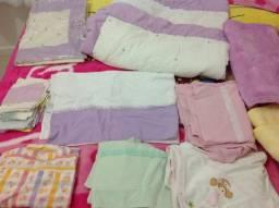 Cobertores e roupas de cama para berço