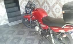 Yamaha Ybr 125 ano 2005 vermelha - 2005
