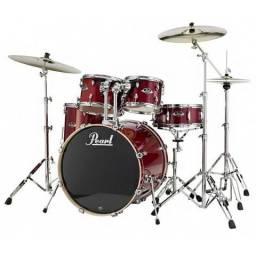 Reforma de baterias acústicas e percussão em geral na Musical Brother