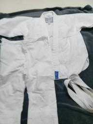 Kimono infantil M10 completo