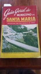 Guia geral - Santa Maria = 1962